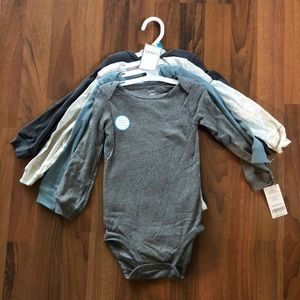 Carter's 24 month 4 piece long sleeved onesie set